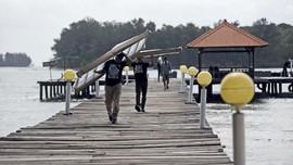 Siapkan Pulau Sebaru Kecil untuk Observasi, Petugas Lembur