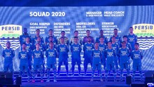 Daftar Pemain Persib di Liga 1 2020
