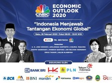 Live! CNBC Indonesia Economic Outlook 2020