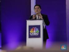 Soal Dividen Telkomsel, Erick Sudah Bahas dengan Bos Telkom