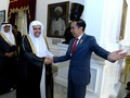 Temui Jokowi, Liga Islam Dunia Belajar Toleransi di Indonesia