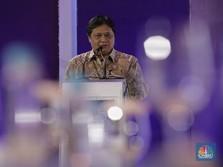 Krisis Corona, Airlangga: Pemerintah Harus Ahead of the Curve