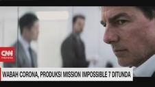 VIDEO: Imbas Corona, Produksi Mision Imposible 7 Ditunda