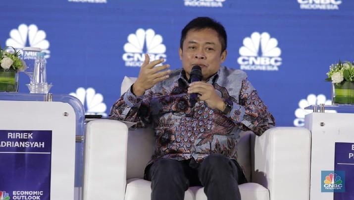 PT Telekomunikasi Indonesia Tbk (TLKM) mengatakan masih menunggu ketersediaan spektrum dalam rangka ketersediaan jaringan 5G di Indonesia.