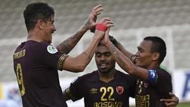 FOTO: Momen Kemenangan Perdana PSM di Piala AFC