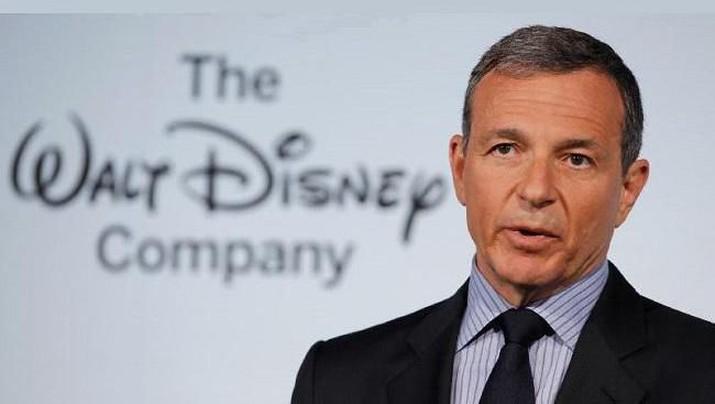 Robert Allen Iger atau Bob Iger mengumumkan bahwa ia mengundurkan diri sebagai CEO Walt Disney Co.