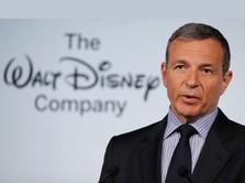 CEO Walt Disney Mundur, Sahamnya Langsung Ambles