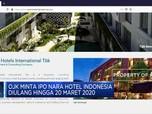 OJK Minta IPO Nara Diulang Hingga 20 Maret 2020