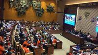 Anies hingga RK Tak Hadir, Rapat Bahas Banjir di DPR Ditunda