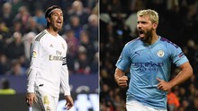 3 Duel Kunci Real Madrid vs Man City di Liga Champions