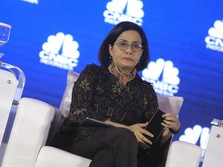 Sri Mulyani Was-was, Corona Bikin Ekonomi AS Minus 4,8%