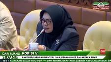 VIDEO: Tiga Gubernur Mangkir, Anggota Komisi V Marah