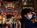 FOTO: Pecinan Yokohama di Tengah Wabah Virus Corona