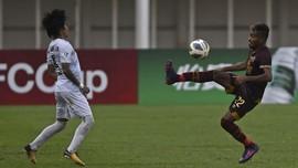 Hasil Piala AFC: PSM Ditahan Imbang Kaya FC