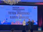 Bareng Kemenkop-UKM, Raffi Ahmad Bikin Taman Hiburan Keliling