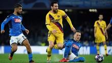 Barcelona Tak Mampu Rusak Napoli