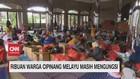 VIDEO: Ribuan Warga Cipinang Melayu Masih Mengungsi