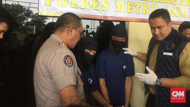 Polisi Tetapkan 8 Tersangka Perusakan Mal AEON JGC