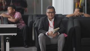 KPK Cecar Hasto soal Bukti Elektronik Para Tersangka Suap PAW