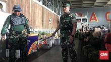 280 Anggota Tim Observasi Corona Dilepas ke Pulau Sebaru