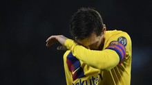 Barcelona Sulit Cari Solusi Saat Messi 'Mati Suri'