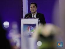 Erick Thohir: Superholding Tamat, Hanya Ada 20 Klaster BUMN!