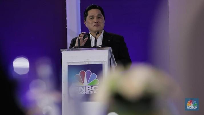 Pamer Ahok Sampai Chandra Hamzah, Erick: Sosok Reformasi BUMN