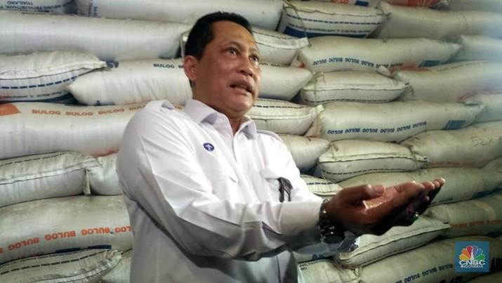 Demikian disampaikan Buwas di Gudang Bulog Kelapa Gading, Jakarta Utara, Kamis (27/2/2020).