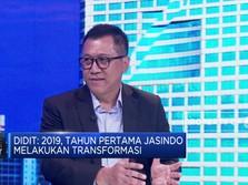 Bertransformasi, Asuransi Jasindo Targetkan Laba Rp 400 M