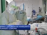 Negeri Paman Sam Konfirmasi 60 Kasus Corona