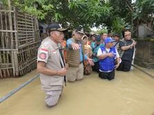Solusi Banjir, RK: Bendungan Sadawarna & Normalisasi Sungai