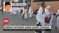 VIDEO: Ketum Amphuri: Kami Mengimbau Calon Jemaah tetap Sabar