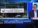 Holding Asuransi, Jasindo: Kami Senang Jadi Anggota Holding