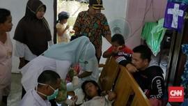 82 Jemaat Gereja HKBP Diduga Keracunan Usai Santap Menu Babi