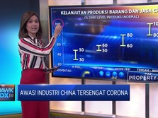 Awas! Industri China Tersengat Corona
