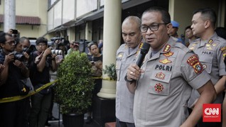 Polisi Tangkap Penyebar Hoaks Penutupan Jalan di Rawa Bokor