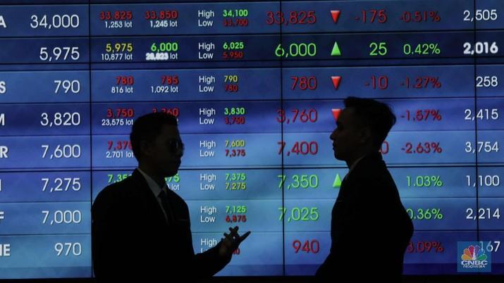 Begitu perdagangan hari ini dibuka, IHSG langsung menguat 0,25% ke 5.149,493.