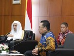Nol Corona, MPR RI Minta Saudi Kaji Ulang Larangan Umroh