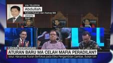 VIDEO: MA: Mengganggu, Kamera Dilarang di Ruang Sidang