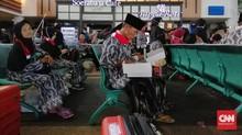 Jamaah Umrah yang Tiba di Indonesia Tak Terindikasi Corona