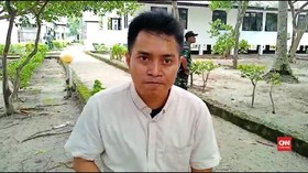 VIDEO: Pulau Sebaru Lokasi Observasi WNI ABK World Dream