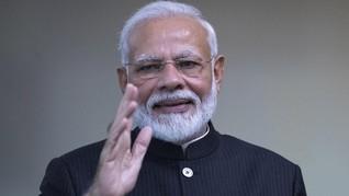India Beri Stimulus Rp3.990 T Demi Redam Dampak Corona