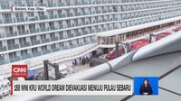 VIDEO: 188 WNI Kru World Dream Dievakuasi Menuju Pulau Sebaru