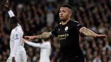 Hasil Liga Champions: Man City Menang Atas Madrid