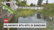 VIDEO: Hilangnya Situ-situ di Bandung
