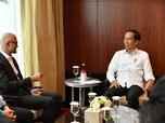 Ini Janji Jokowi untuk Microsoft yang Mau Bangun Data Center