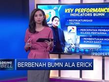 Berbenah BUMN Ala Erick