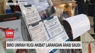VIDEO: Biro Umrah Rugi Akibat Larangan Umrah Oleh Arab Saudi