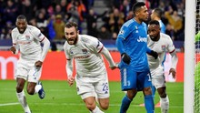 Hasil Liga Champions: Lyon Kalahkan Juventus