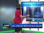 IHSG Ambyar, Investor Rugi Besar!